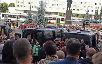 5 Russian nuclear engineers laid to rest after rocket explosion