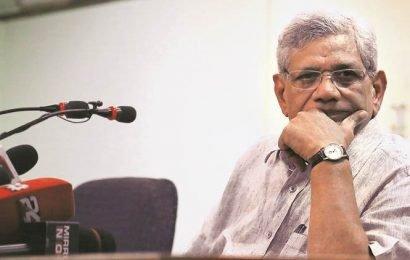 J&K: Sitaram Yechury moves SC for production of detained CPI(M) leader Tarigami