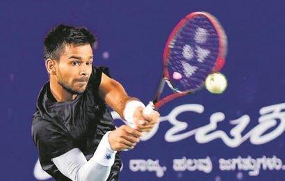 Nagal to make Grand Slam debut against peerless Roger Federer