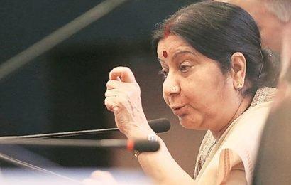 'Stateswoman extraordinaire, diplomat par excellence': tributes pour in for Sushma Swaraj