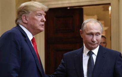 US and Russia blame each other for abandoning missile treaty