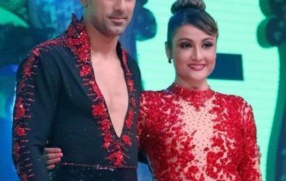 Nach Baliye 9: Urvashi Dholakia and Anuj Sachdeva eliminated from the show? | Bollywood Life
