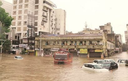Vadodara rains: Two more deaths, toll rises to 7