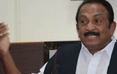 Kashmir will not be part of India, says MDMK chief Vaiko