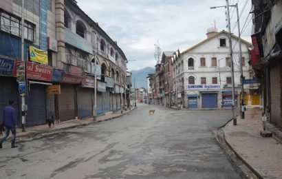 Curbs eased in Kashmir, 50000 landlines active, 2G mobile internet restored in 5 Jammu districts