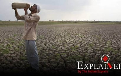 Telling Numbers: 1/4 of world's population faces huge water stress, bulk in India