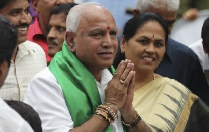 BSY yet to expand Cabinet week after taking charge; Cong, JDS slam delay