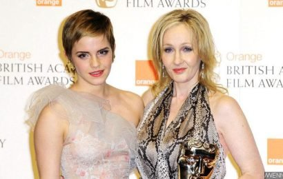 Emma Watson Celebrates J.K. Rowling's 54th Birthday by Channeling Wonder Woman
