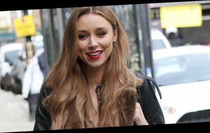 Una Healy reveals she's moved closer to boyfriend David Breen after ex-husband Ben Foden marries girlfriend of two weeks