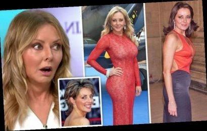 Carol Vorderman Twitter: Countdown star responds to Judge Rinder's plastic surgery remarks