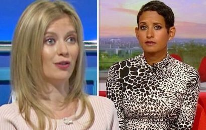 Rachel Riley: Pregnant Countdown star slams BBC over Naga Munchetty news