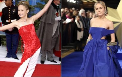 From Disney Channel Star to Marvelous Superhero: See Brie Larson's Evolution in Pictures