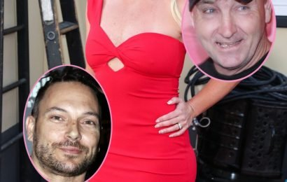 Britney Spears' Dad Jamie Spears Accused Of Abusing Her Son