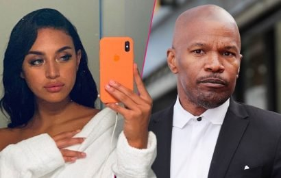 Jamie Foxx's New Flame Sela Vave Is Just A Teenager