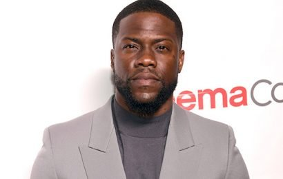 Kevin Hart 'Shocked' He's Alive As He Returns Home After Serious Car Accident