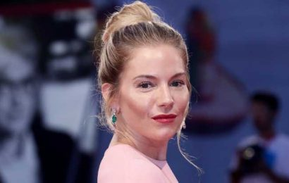 Sienna Miller Goes Pretty in Pink for Kineo Prize Dinner at Venice Film Festival 2019