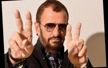 Ringo Performs 'Yellow Submarine' With Classroom Instruments