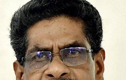 Mayor to stay, says Mullappally