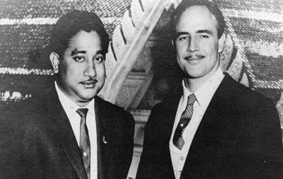 Happy Birthday Sivaji Ganesan: The story of how 'Nadigar Thilagam' met Marlon Brando