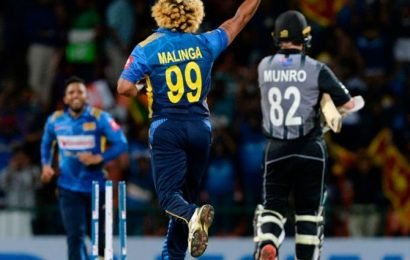 Malinga surpasses Afridi to become highest wicket-taker in T20Is