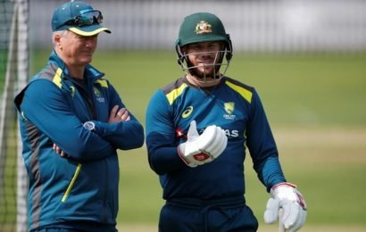 Waugh returns to give Australia an Ashes lift