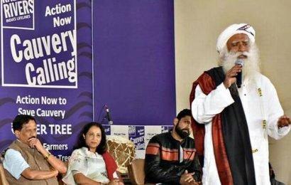 'Cauvery Calling' kicks off at Talacauvery