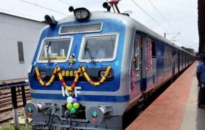 3-phase MEMU introduced in State