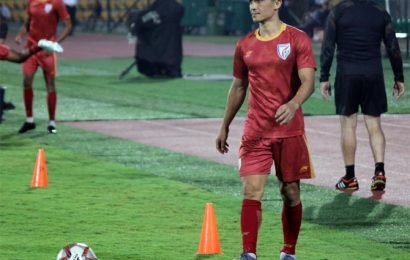 'Fit and hungry' India excited for Oman clash, says Chhetri