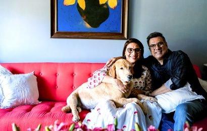 PIX: Step inside Boman Irani's house