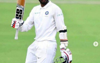 Chance for Kona Bharat to stake claim for SA Tests