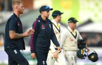 Root says inexperience exposed during Ashes loss