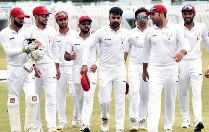 Rashid helps Afghanistan crush Bangladesh in one-off Test
