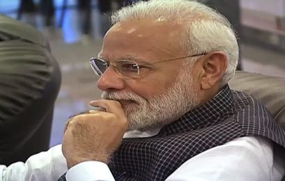 Someone in PMO needs to tell Modi he is the problem