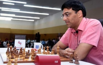 Vishy Anand gears up for Carlsen challenge in Kolkata
