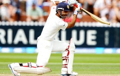 The connection between Rahane and No 17