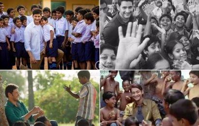 Great Work By Mahesh Babu: Sponsors 1,000 Children's Heart Surgeries