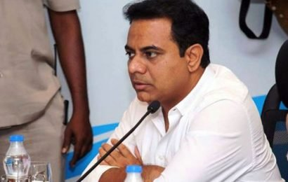 KTR, The Go-to Man In Crisis