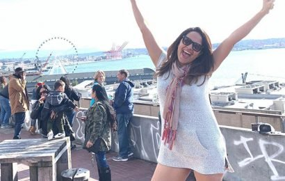 Pic Talk: Anasuya catches the eye in a minidress in US!