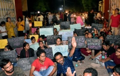 BHU students end stir over reinstatement of prof accused of harassment