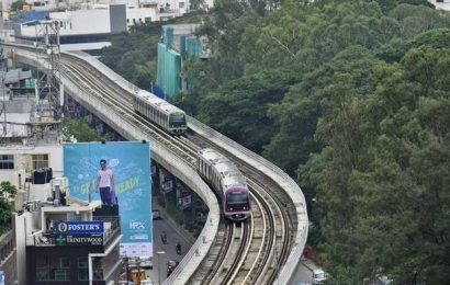 Namma Metro: BMRCL considers increasing outsourcing for Phase 2