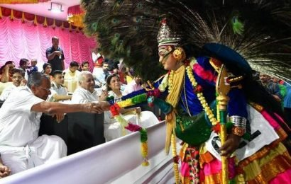 Onam celebrations conclude with colourful pageantry