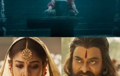 Sye Raa Narasimha Reddy Trailer   Chiranjeevi leads the first fight against the British and it looks impressive   Bollywood Life