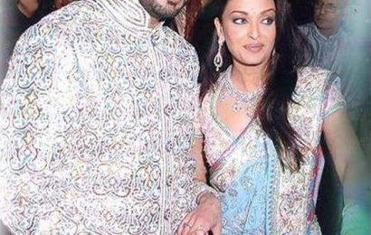 UNSEEN PICTURES from Abhishek-Aishwarya's wedding
