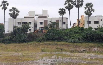 Restoration of Pallikaranai Aanai Eri under way