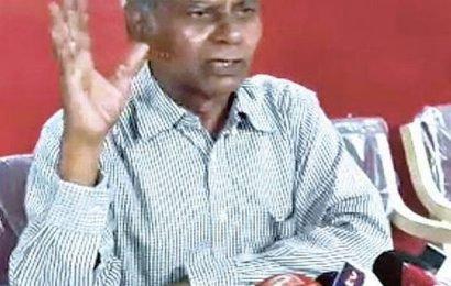 Initiate CBI probe against Shivakumar, urges Hiremath