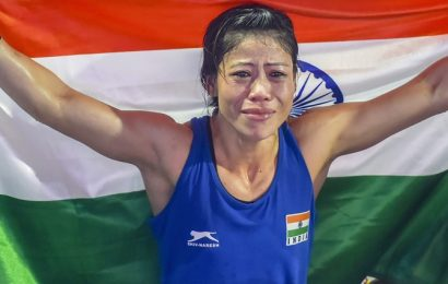 Padma Awards: Mary Kom, Sindhu in first all-women list