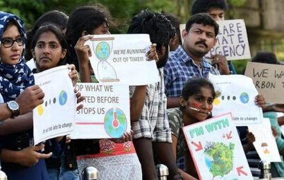 Use social media to highlight climate crisis, says Anbumani Ramadoss