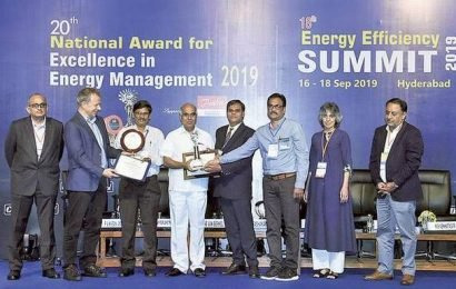 RINL bags awards for energy management initiatives