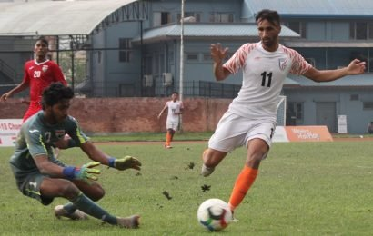 SAFF C'ship: India U18 beat Maldives to reach final