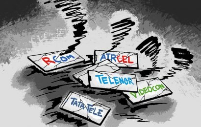 Death of India's telcos